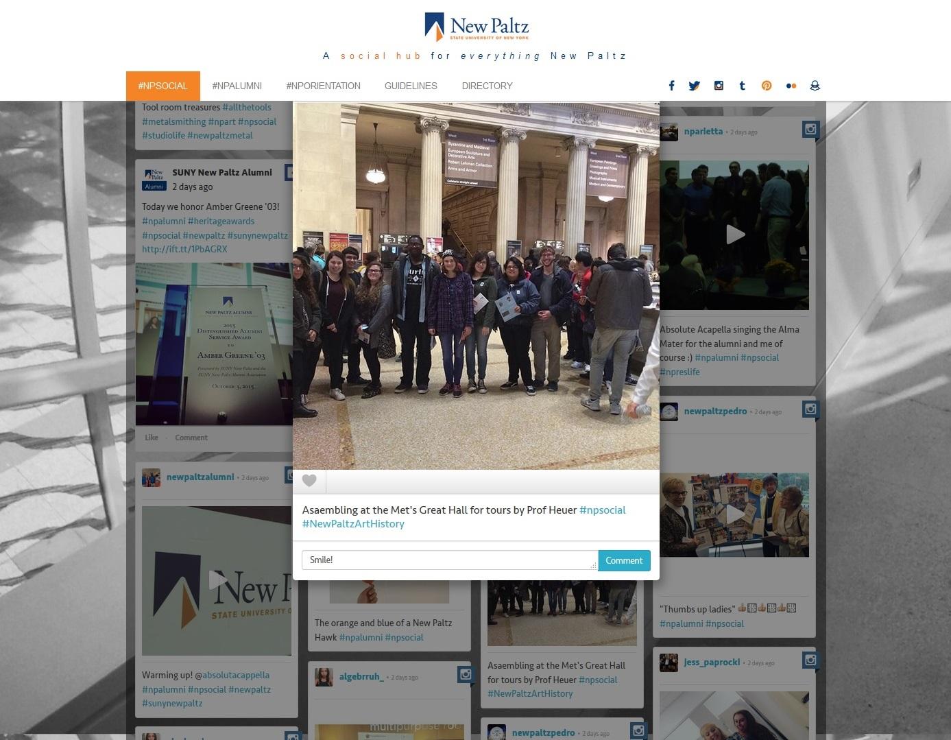 npsocial tagboard_Met_trip_Oct3_detail2