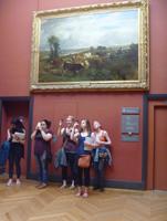 Louvre Photo Op