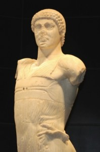 The Motya Charioteer, 480-470 BCE