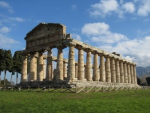 Paestum, Temple of Athena, c. 500 BCE